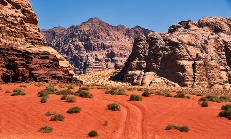 Wadi Rum, Jordan Imagens