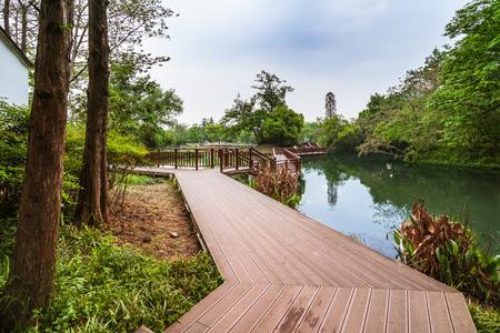 hangzhou XIXI national wetland park