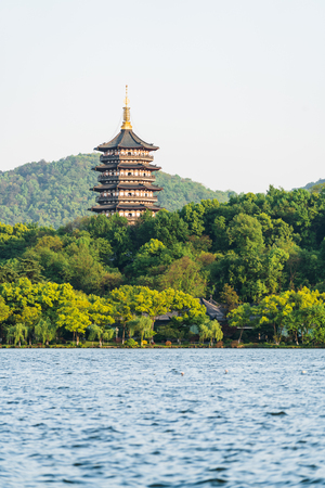 West Lake Hangzhou scenic spot