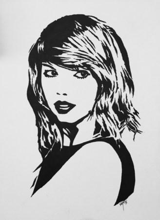Taylor Swift 報道画像