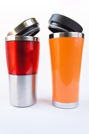 Photo of aluminum  mug photo