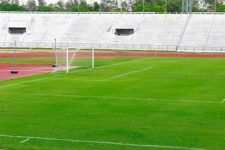 yardline: Photo of Generic  football and general sports stadium Editorial