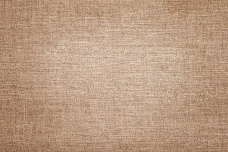 Christmas linen background. Horizontal photo taken from above, top view with copy space for text and other web or print design elements.
