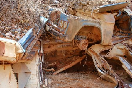 Car Wreckage