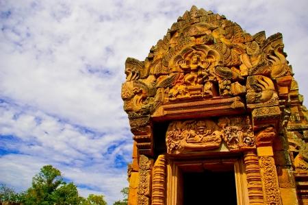 rung: Prasat Phanom Rung in Thailand Stock Photo