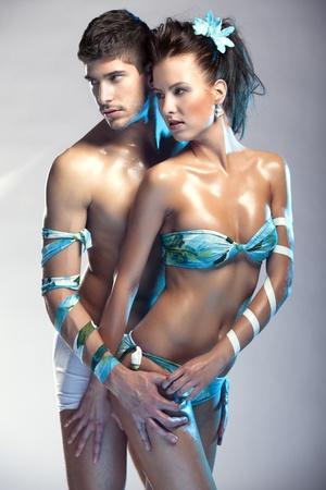 Passion couple photo
