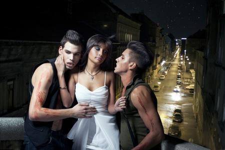 Vampires in the night