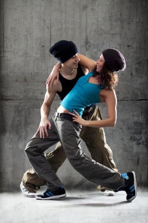 danza contemporanea: Pasión pareja de baile