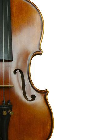 choral: violin Stock Photo