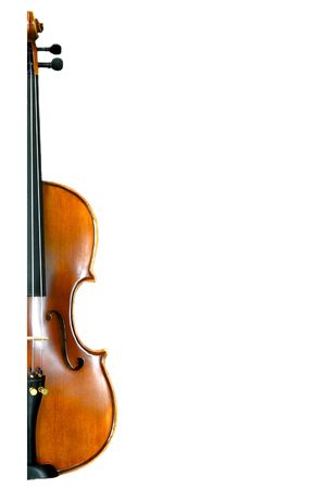 chóralne: pół skrzypce Zdjęcie Seryjne