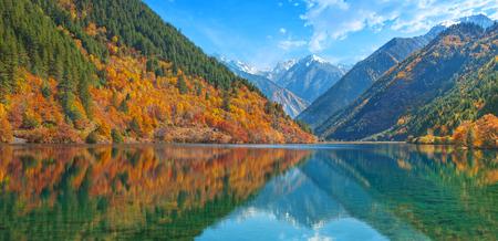 sichuan: Jiuzhaigou, Sichuan province