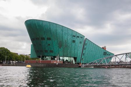 nemo science museum amsterdam Редакционное