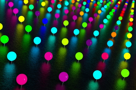 neon lights: Colorful Neon Lights background  Stock Photo