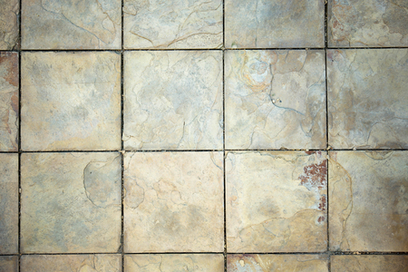 piso piedra: El suelo de piedra Foto de archivo