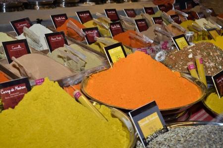 Wide variety of spezie in Venita