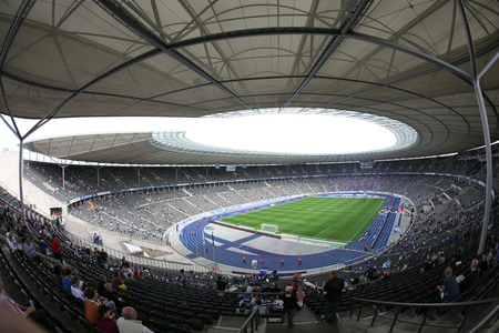 olympic stadium: Olympic Stadium in Berlin, Germany