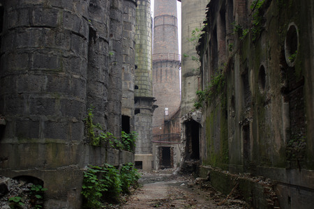 factory: Abandoned factory