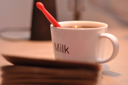 afternoon cafe: café de la tarde