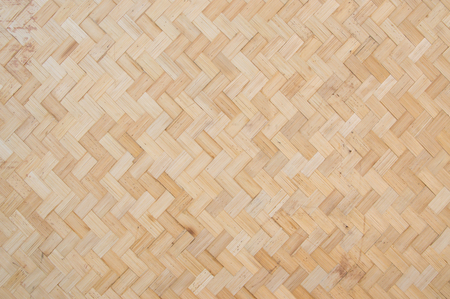 floor covering: Bamboo weave background, Bamboo weave texture.
