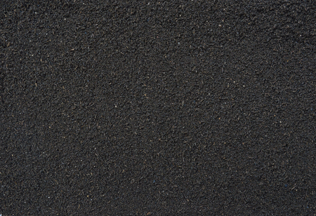 Soil and vermicompost texture background