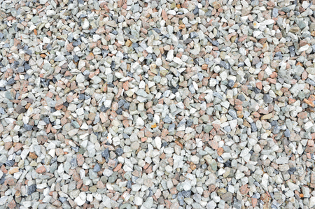 on aggregate: stone aggregate for concrete mixing material