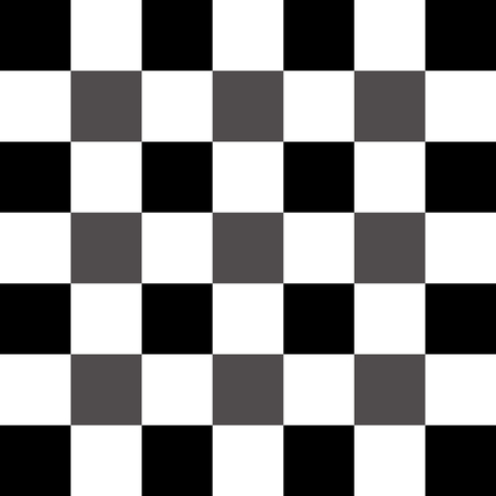 mesh: Black and white and grey checkered abstract background Stock Photo