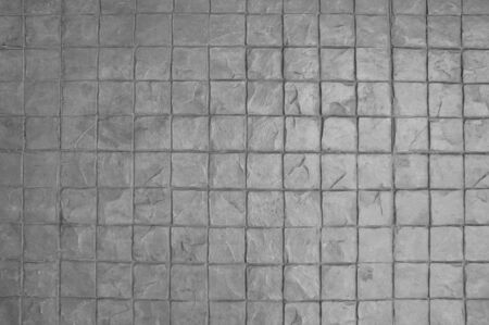 Gray Stone Background in Black and White