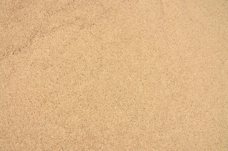 Coarse sand texture background, use in construction work.