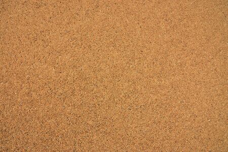 Coarse sand texture background, Materials in construction work.