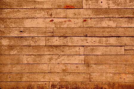 Paneles de madera vieja textura de fondo de color marrón