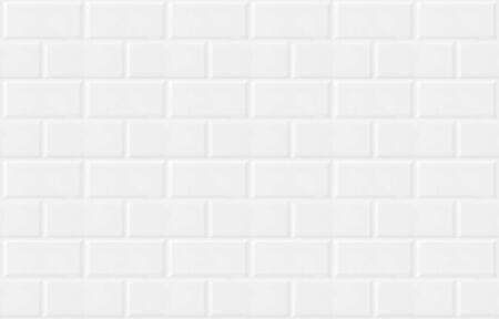 mur carrelé vintage blanc Banque d'images