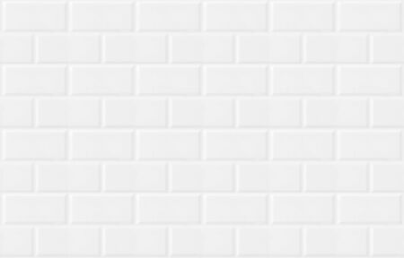 witte vintage betegelde muur Stockfoto