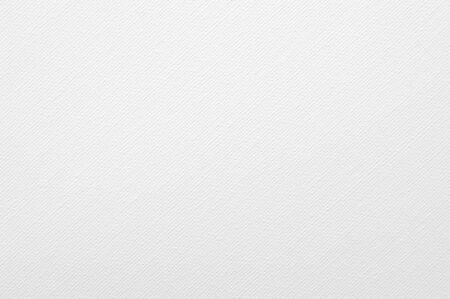 Sfondo Sfocato Tela Bianca Texture. Carta da disegno dipinta ad olio.
