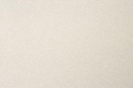 Trama di sfondo di carta beige bianca trama leggera ruvida macchiata spazio copia in bianco sfondo in giallo beige, uso di trama di carta marrone per carta da parati