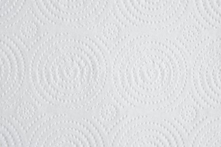 White texture tissue paper background wallpaper. top view.