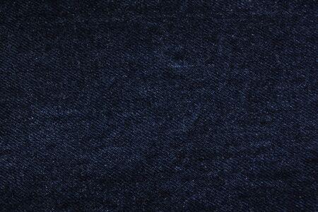 Dark blue jean background
