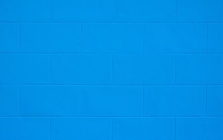 Home interior wall pattern texture blue color as background Фото со стока