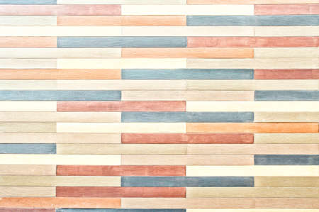 The grunge background of colored wooden wall for vintage wallpaper