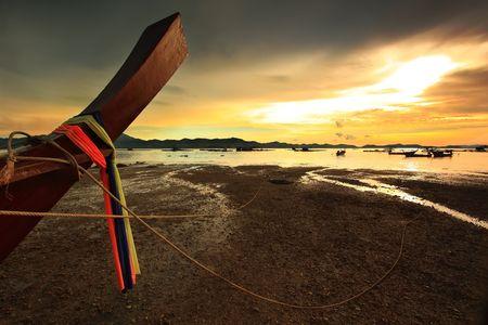 Koh-YaoNois beach, South of Thailand photo