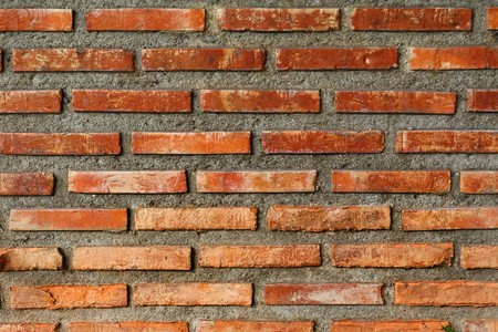 Wall from the bricks. Background, texture   photo