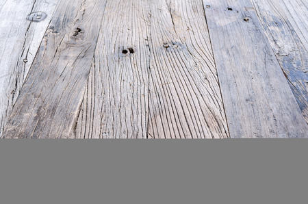 wood surface: Wood floor with  old  surface Stock Photo