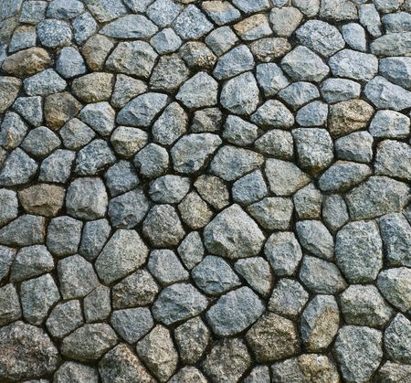 Background of stone wall texture photo