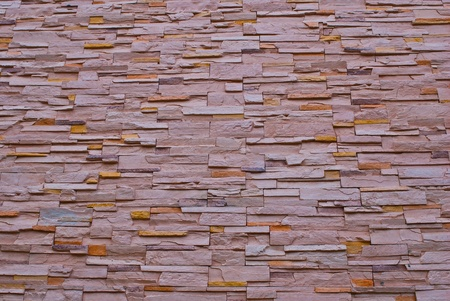Pattern of Modern Brick Wall Surfaced Stock Photo - 8340003