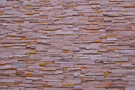 Pattern of Modern Brick Wall Surfaced photo