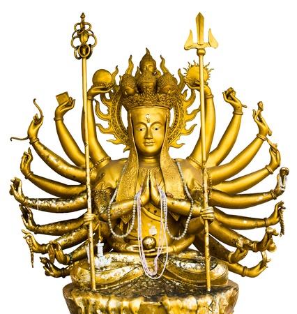 buddha statue in Thailand Stock Photo - 9038770