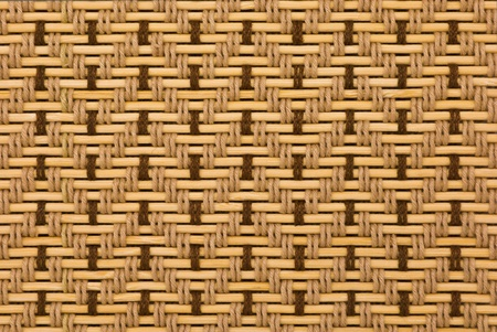close up of bamboo curtain pattern material Stock Photo - 9875162
