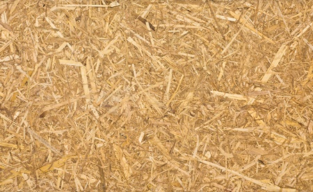 Close up of a recycle compressed wood surface Stock Photo - 9992464