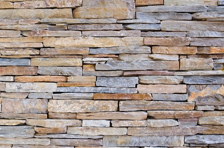 brickwork: patr�n moderno de superficies decorativas de muro de piedra