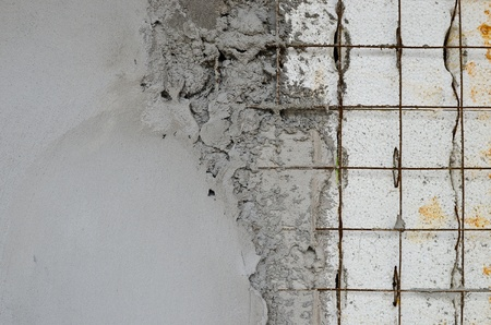 reinforced: Technology reinforced concrete walls