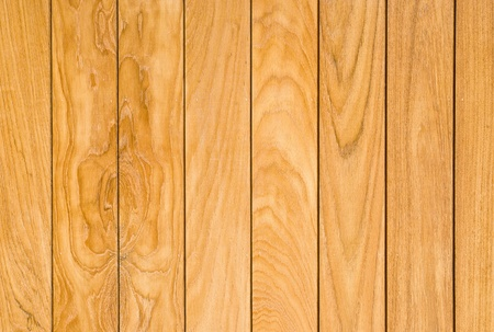 color pattern of teak wood decorative surface Stock Photo - 12684444